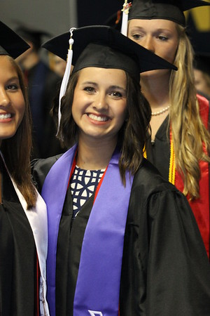 Spring Commencement 2014