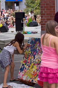 Port Coquitlam Homecoming weekend, August 17, 2013. Free concerts at Leigh Square and PoCo Rec Complex.