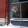 Sign of the times part two<br /> Snow and empty storefronts.<br /> 18Jan12