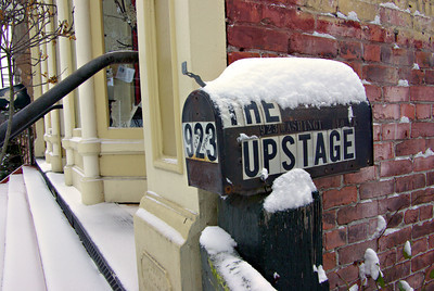 The Upstage - It's much bigger than you think. 18Jan12