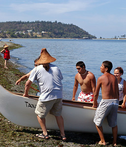 Canoe Journey 2004