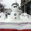 PT Snowmen are driven.<br /> 18Jan12