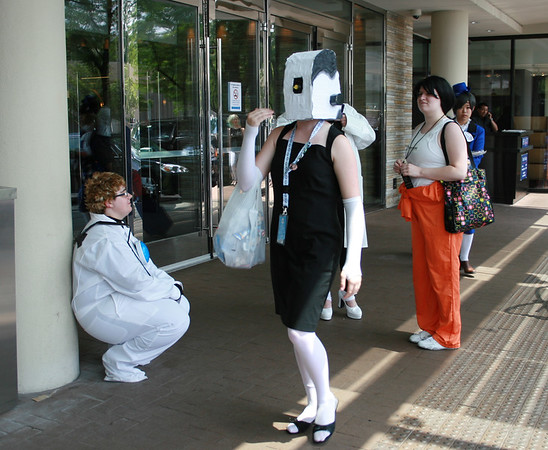 Portal Group from Anime Midwest 2013