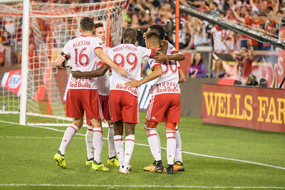 New York Red Bulls v NYCFC