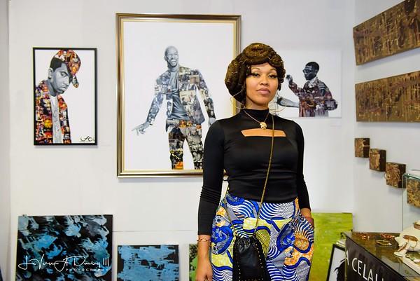 Harlem Fine Arts Show Chicago 2016