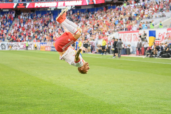 New York Red Bulls v Montreal