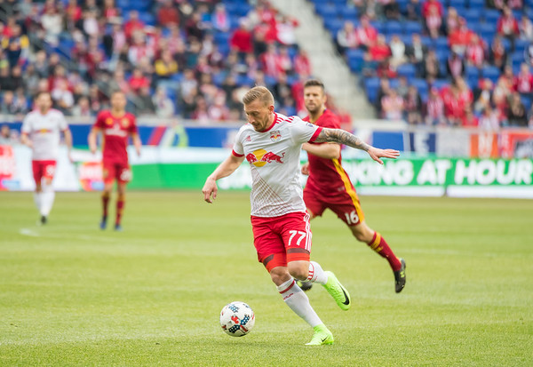 New York Red Bulls v Real Salt Lake