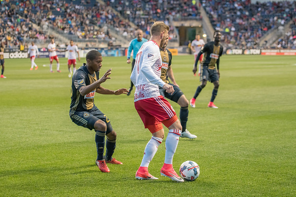 New York Red Bulls v Philadelphia Union