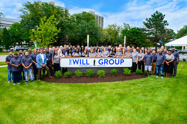 The Will Group Ribbon Cutting Celebration