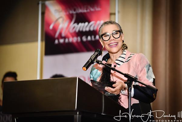 Black Women's Expo Presents 2017 Phenomenal Woman Awards Dinner