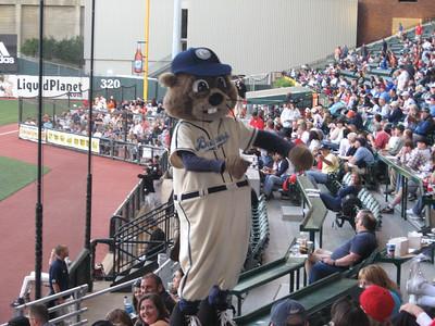Portland Beavers Baseball Aug 2008