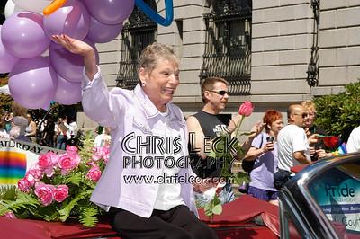 Vera Katz, ex-Mayor of Portland.