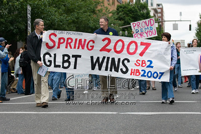 Portland Pride Parade 2007