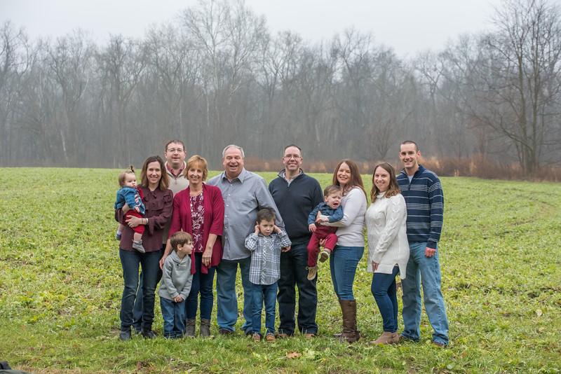 Buschko Family