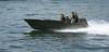 UK Navy speedboat Portsmouth