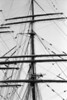 Rigging of Four Mast Sailing Ship Portsmouth