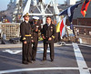 Three Turkish Navy Officers Portsmouth