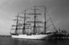 Four Mast Sailing Ship Portsmouth