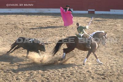 Portuguese Bullfight, Stevenson Ca, 5-24-09