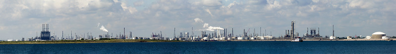 Texas City refineries.