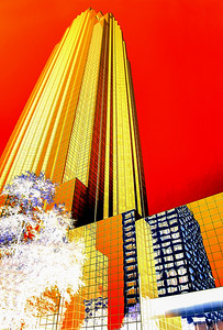 What Transco Tower would've looked like in an alternate universe