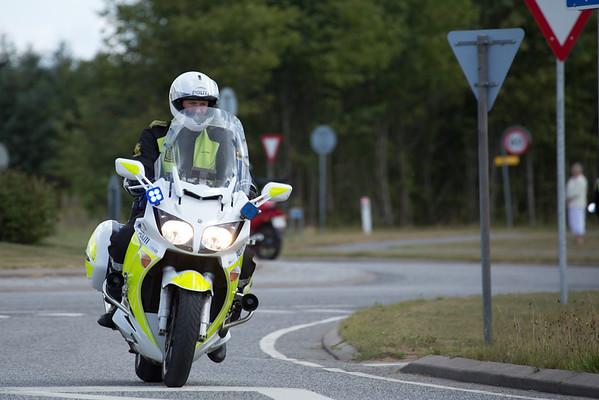 Motorcykelbetjent