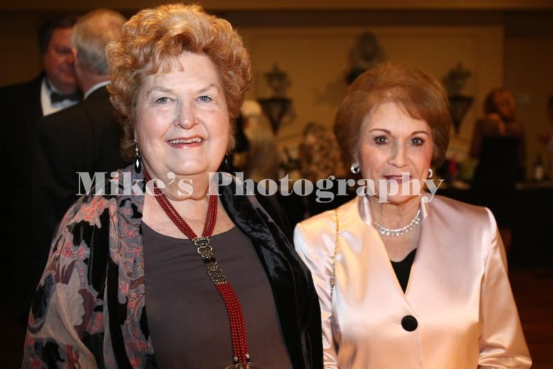 alice McCallum and Shirely Holloway
