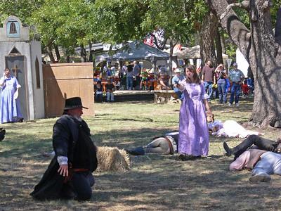 The Comanche Annual Pow-Wow 2011