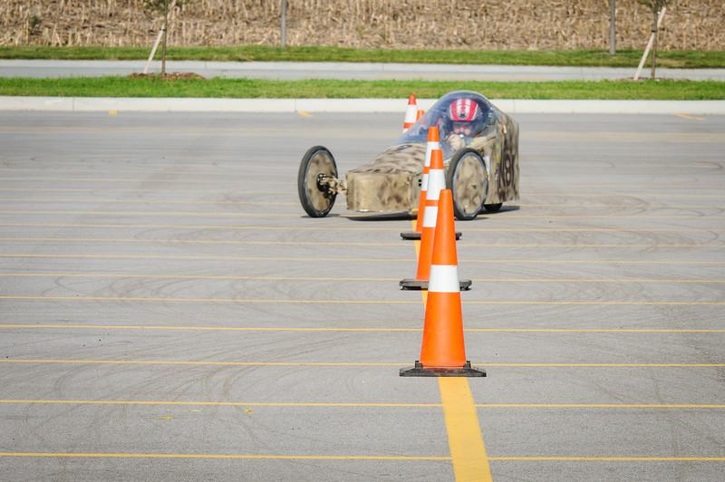 Power Drive 2012 - Performance Trials - Maneuverability