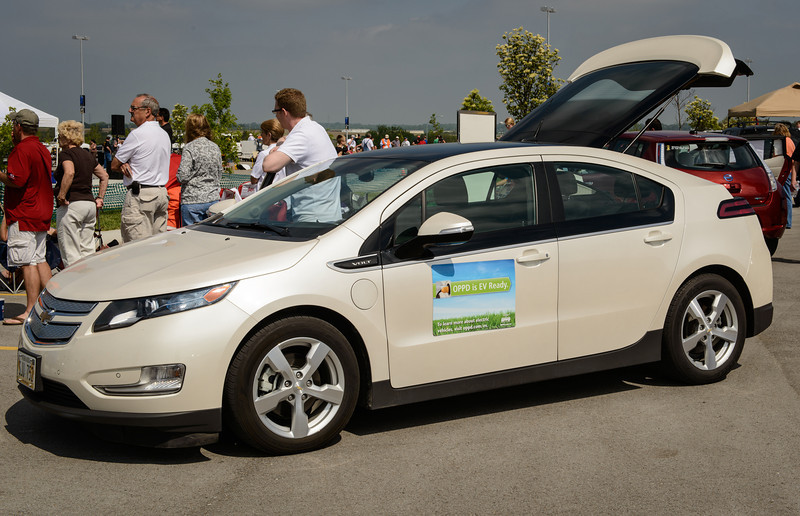 Power Drive 2012 - Electric Vehicle Display