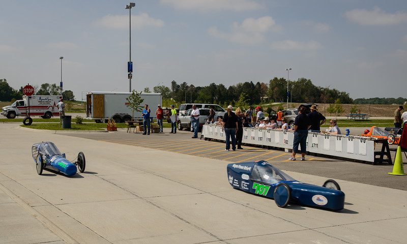 Power Drive 2012 - On the Track