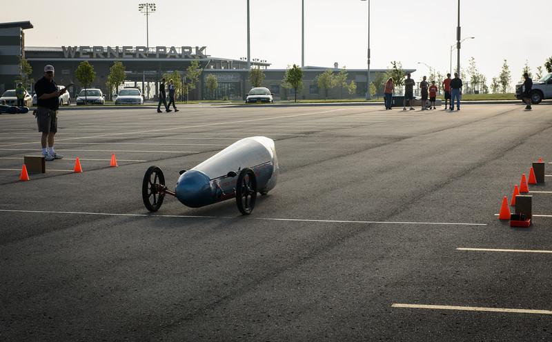 Power Drive 2012 - Performance Trials - Braking