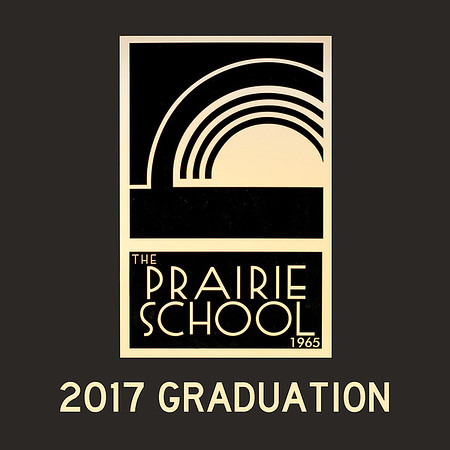 "Welcome to the galleries for The Prairie School's 2017 Commencement ceremonies. Photos are divided into galleries, including Processional, Recessional, General Ceremony (speakers and candids), Graduate Portraits, Class Photo, and Diploma Ceremony.<br /> <br /> Families will each receive an 8 x 10 print of the class photo and a 5 x 7 print of their graduate's portrait from the school. Additional prints can be ordered through this website.<br /> <br /> Prints are available in sizes from wallet to 4 x 6, 5 x 7, 8 x 10, and larger. Framed and mounted prints are also available. Digital downloads are available for all ceremony and portrait images (digital downloads are not available of the class photo).<br /> <br /> To order photos, go to any gallery and click on a photo to see a larger version. Click the ""Buy Photos"" button to see size and price options. Email me at jeff@varitay.com if you have any questions."
