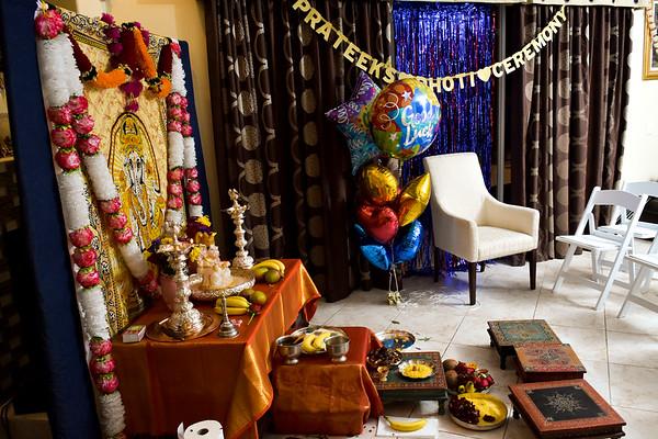 Prateek Dhoti Ceremony