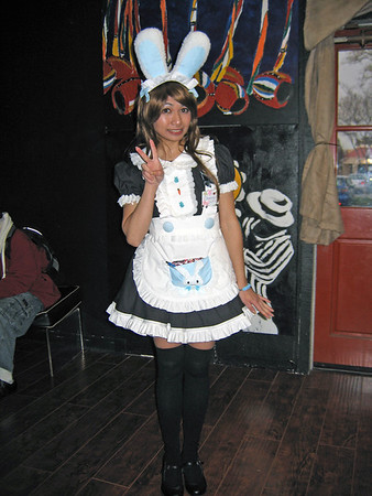 Pray for Japan Maid Cafe Charity Event