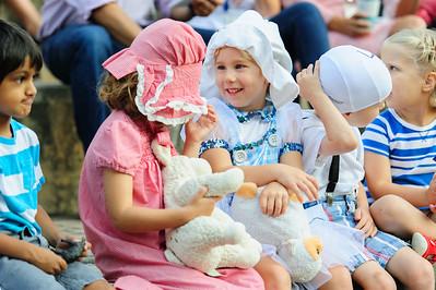 Pre-K Nursery Rhyme Parade 2016