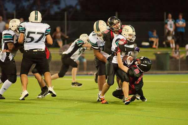 Predators Football 2012