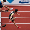 Li Xiang, China in action - 110m hurdles