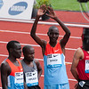 Asbel Kiprop, Kenya, Gold medalist 1,500m Beijing Olympics