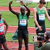 Lopez Lomong, United States being introduced