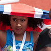 Rhianna daughter of Mo Farah, Great Britain