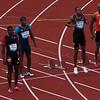 100m event