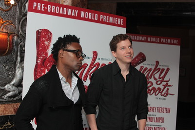 Kinky Boots Press Conference