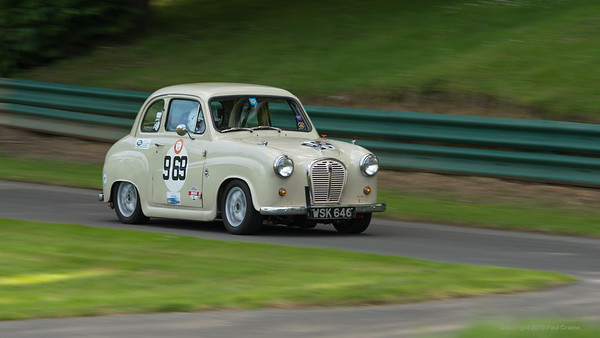 1957 Austin A35 1401 - Philip Stader - Porsche at Prescott -  June 2019