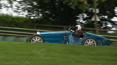 Up the Hill - Bugatti Type 35B S - Edward Townsend - Porsche at Prescott -  June 2019
