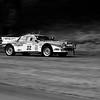 Prescott Speed Hill Climb 2016 La Vie en Bleu - Lancia 037 EVO 2 1983 David Kedward