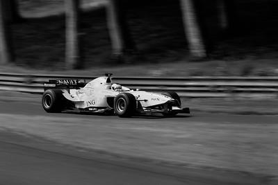 Prescott Speed Hill Climb 2016 La Vie en Bleu - Renault F1