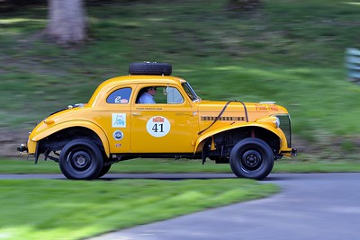 Team Fangio USA 2016 Peking to Paris  - 2016 Autumn Classic Prescott Speed Hill Climb
