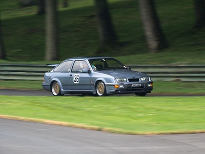 1986 Ford Sierra Cosworth - Will Gough - Prescott Speed Hillclimb - La vie en blue 2018