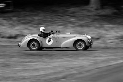Prescott Speed Hill Climb 2016 La Vie en Bleu Allard K1 Sports 1949 David Loveys
